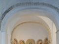 Église de Savigny - arcs romans © Annie Drieu