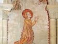 Église de Savigny - Barbe en prière © Annie Drieu
