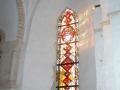 Église de Savigny - vitrail du chœur © Touchard