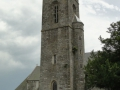 N-D de Savigny - clocher et tourelle Nord ©Annie Drieu