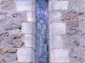 N-D de Savigny - fenêtre romane ©Touchard