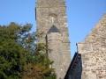 N-D de Savigny - clocher et tourelle Ouest