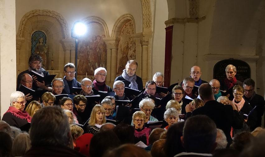 Notre Dame de Savigny-Tessytures-2017-© Annie Drieu