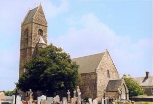 Notre-Dame de Savigny - vue générale