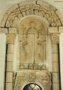 Savigny - Christ en majesté
